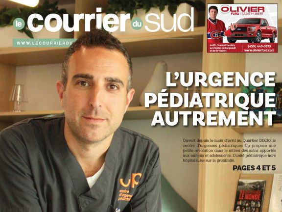 Le Courrier du Sud - July 23 2019 (french)
